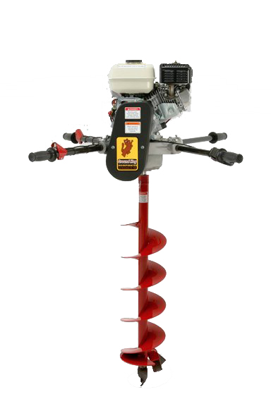 Groundhog Earth Auger/Drill