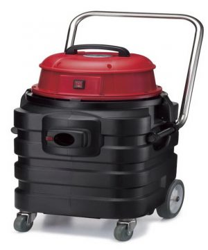 Double stage motor vacuum cleaner